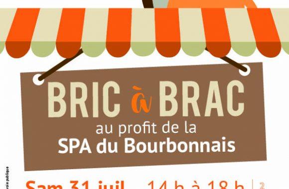 Bric à Brac : 31/07 et 1/08/2021